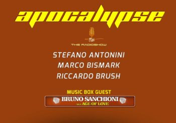 APOCALYPSE episode #05 network edition guest Bruno Sanchioni
